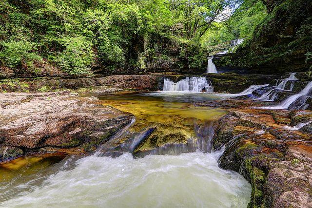 Brecon Beacons Afon Mellte | Flickr - Photo Sharing!