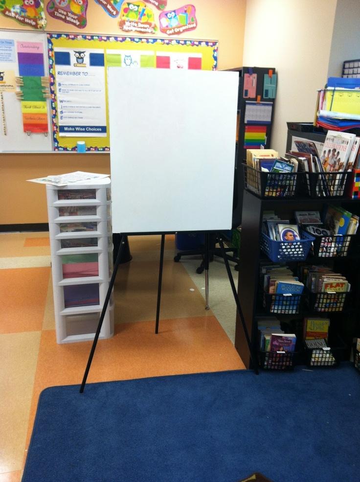 5th Grade's a Hoot - Whiteboard Easel