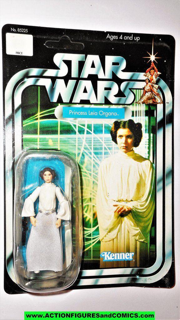PRINCESSE LEIA ORGANA Vintage Star Wars Saga Original Trilogy Collection