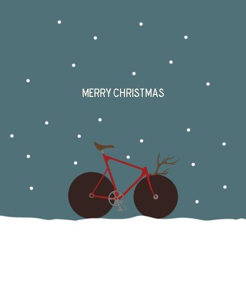 #merry #christmas #holidays #bikes #purefix #purecity