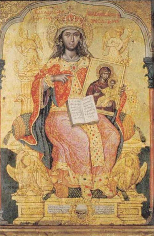 Τζάνες Εμμανουήλ-Η Αγία Θεοδώρα.jpg (500×768)