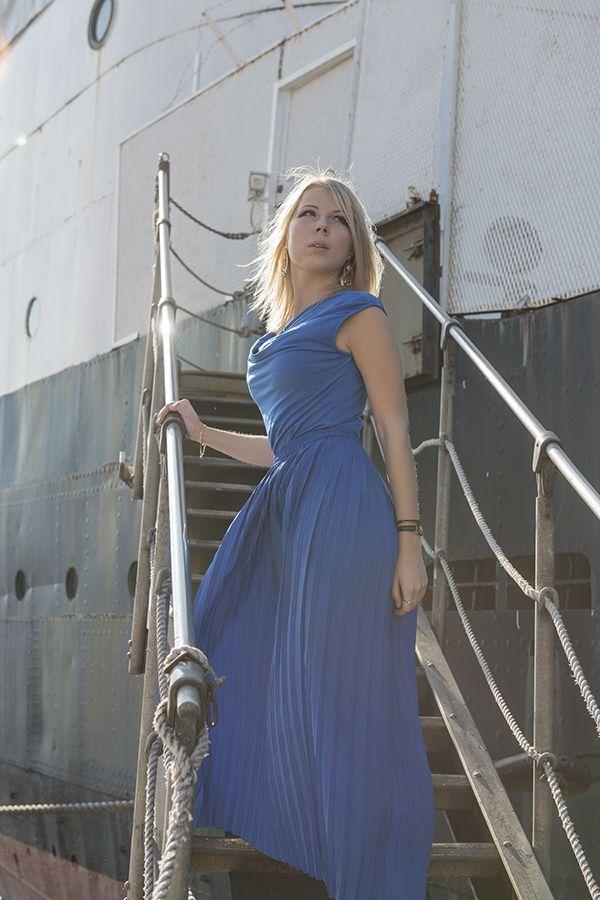 Model: Marina Bykova Photographer: http://daniel-jonsson.com