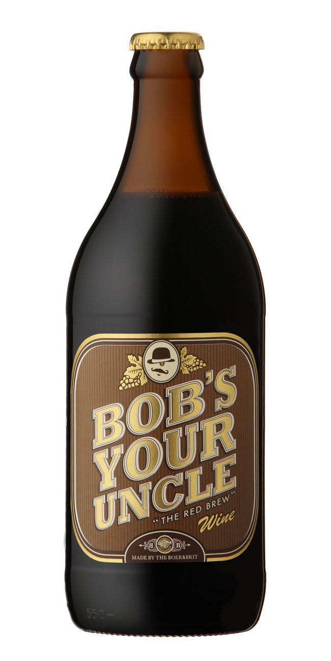 Bob's Your Uncle, South African beer label