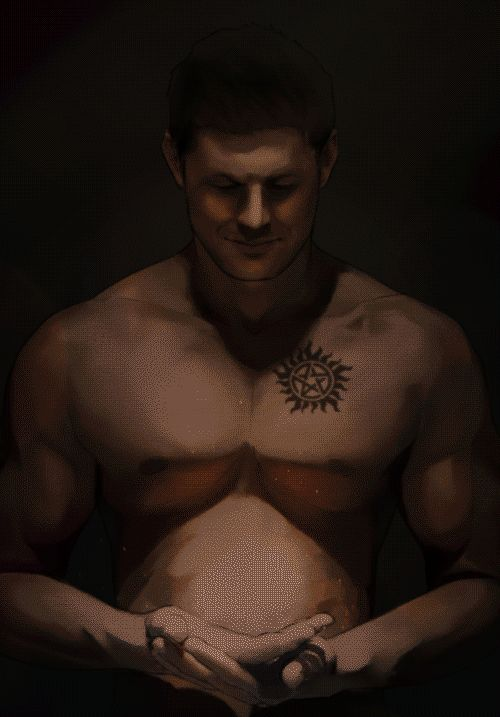 [gif] Oh, my gosh, this is one of the coolest gifs/pieces of fanart I've ever seen! I have chills.