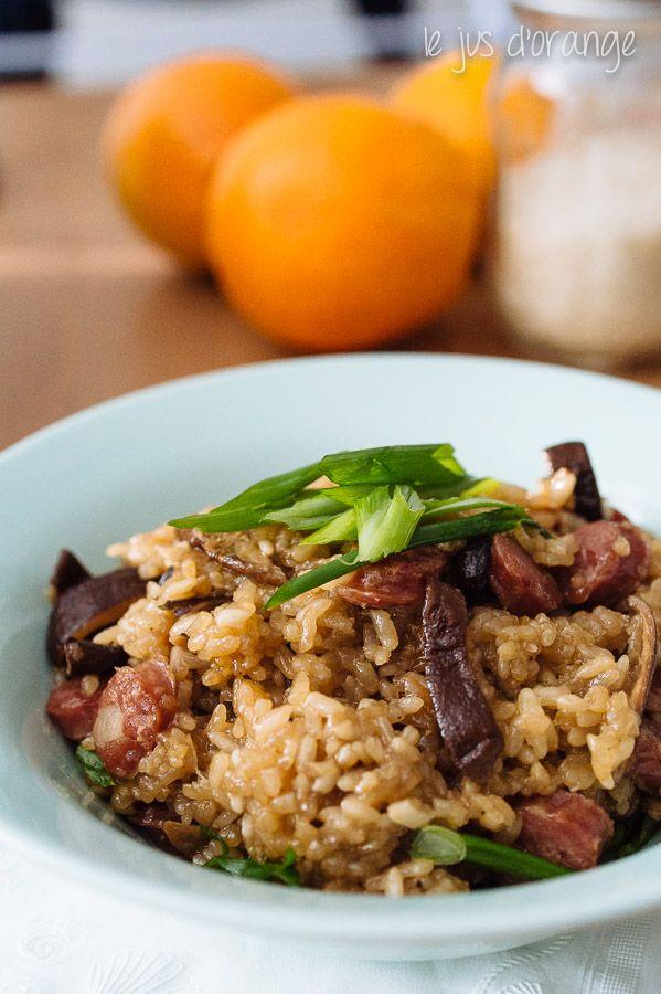 No Mi Fan – Chinese Sticky Rice