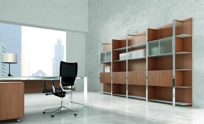 Modern Office Storage-X7 Contemporary Office Storage-Officity Officity