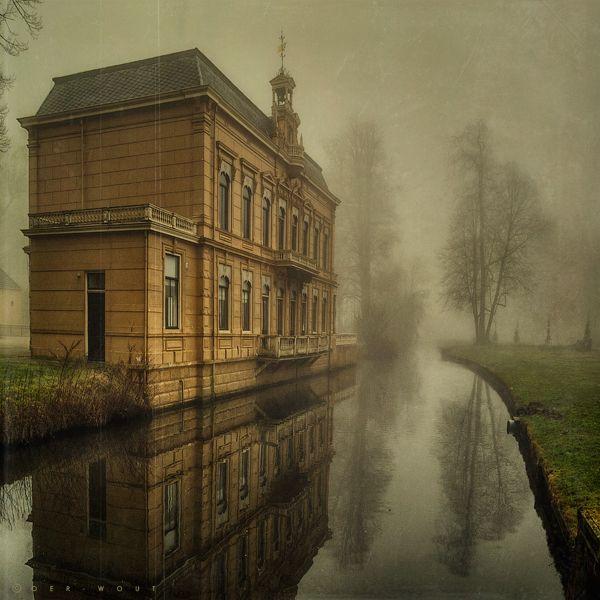 Landgoed Nienoord Leek, The Netherlands Chateau Nienoord by Oer-Wout