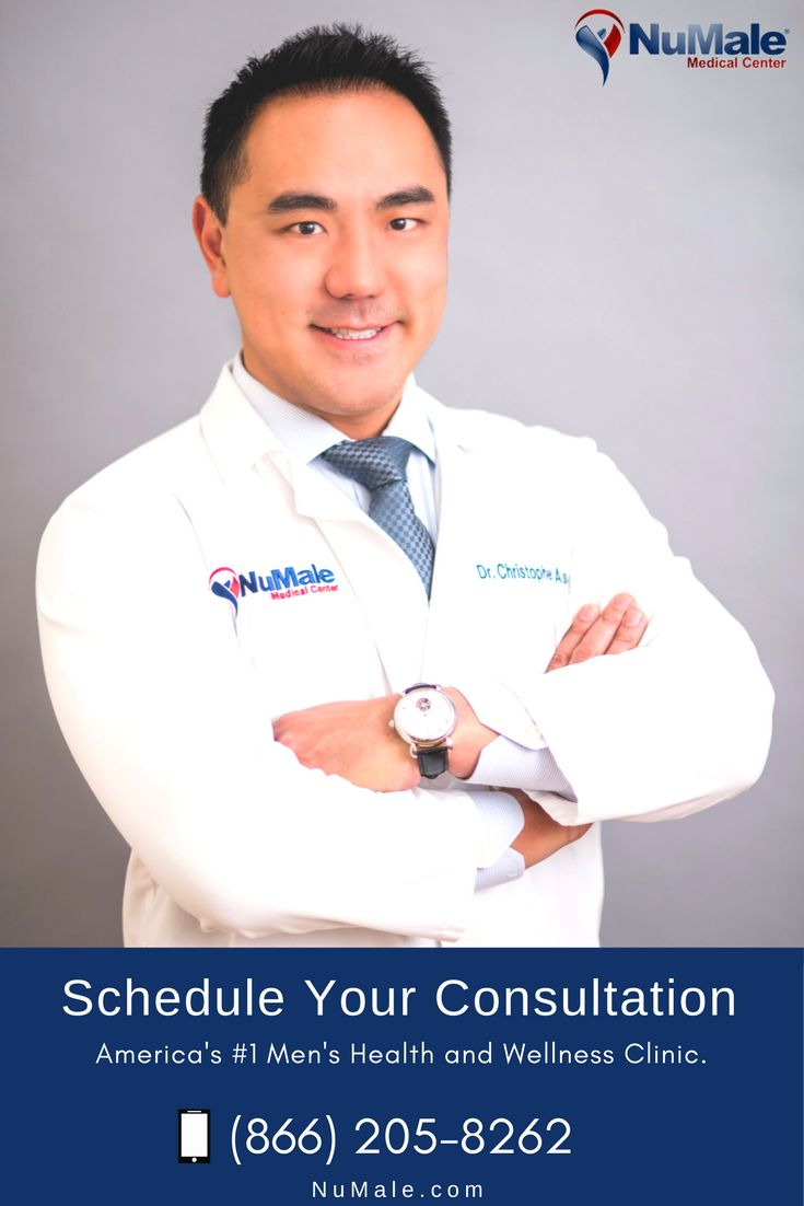 98% Treatment Success Rate. .  Medical Services Include: . ☀Erectile Dysfunction Treatment ☀Low Testosterone Treatment ☀Hair Restoration ☀Medical Weight Loss ☀Premature Ejaculation Treatment ☀Growth Hormone Therapy And More..... . America's #1 Men's Wellness Clinic. ☎ (866) 205-8262 NuMale.com . . . . . Christopher Asandra, MD #Men #MensClinic #MensHealth #WeightLoss #MedicalWeightLoss #Health #Diabetes #Testosterone #Healthy #ErectileDysfunction #HairLoss #LowT #Fatigue #Energy #Muscle…