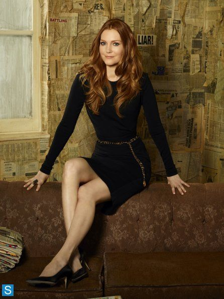 Scandal - Season 3 - New Promotional Cast Photos  Darby Stanchfield as Abby Whelan