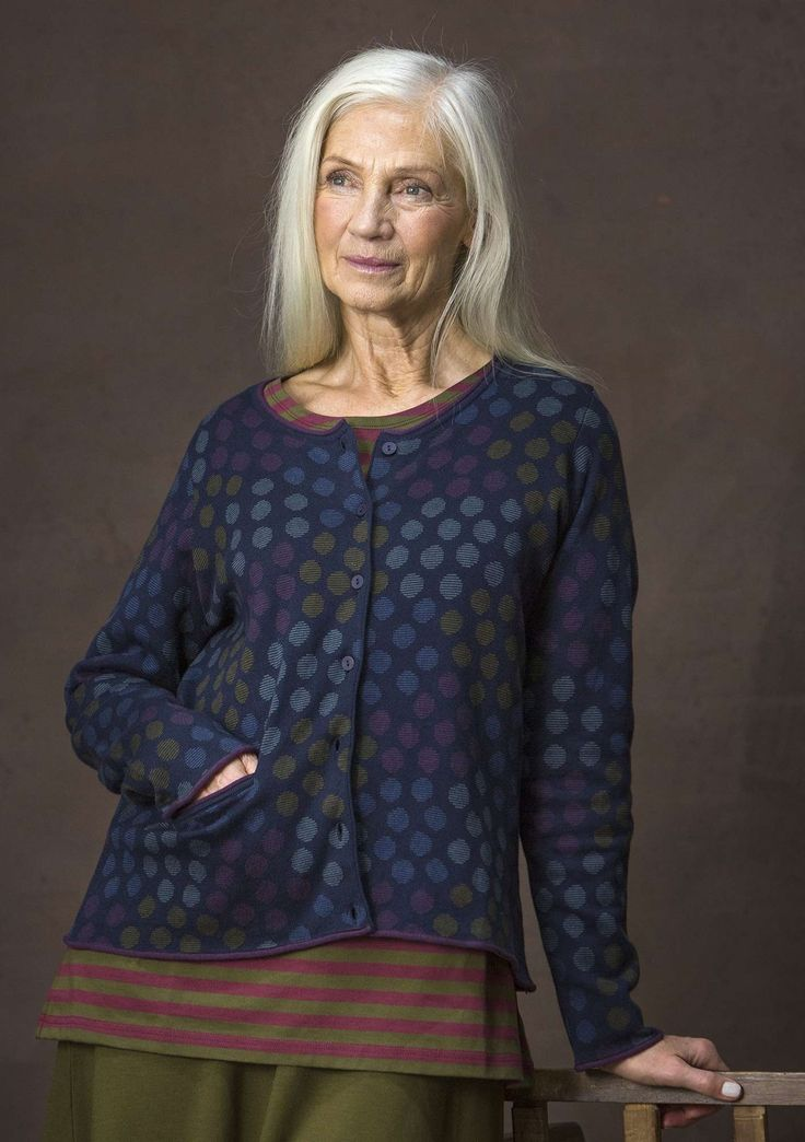 Knitted eco-cotton – GUDRUN SJÖDÉN – Webshop, mail order and boutiques | Colourful clothes and home textiles in natural materials.