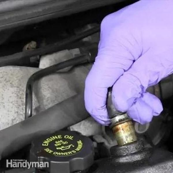 What is a PCV valve? Do I really need to change it? The Family Handyman automotive repair expert, Rick Muscoplat, will tell you what a positive crankcase ventilation (PCV) valve does, how to test it, and, if needed, how to replace it.