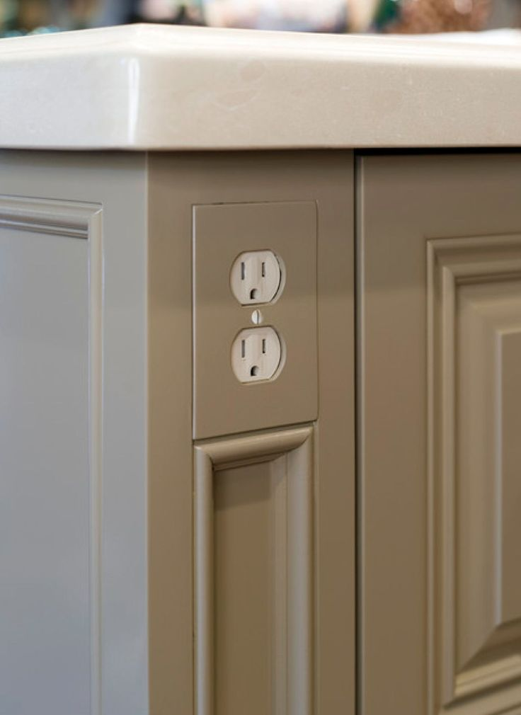 Wonderful Kitchen Island Power Strip Outlets And Switches Great Info To Know If You Are A Bathroom Inspiration Decorating