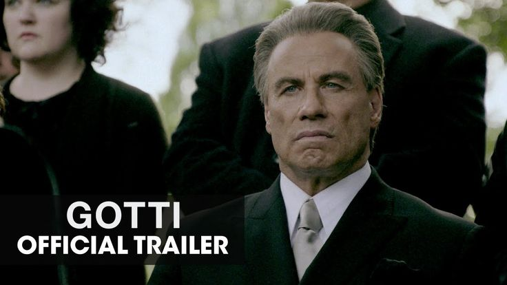 GOTTI starring John Travolta | Official Trailer | In select theaters December 15, 2017