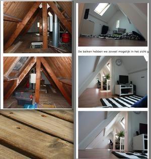 Bekijk de foto van inspiration met als titel wat je niet kan maken van een kleine zolder. dit wil ik ook ! en andere inspirerende plaatjes op Welke.nl.