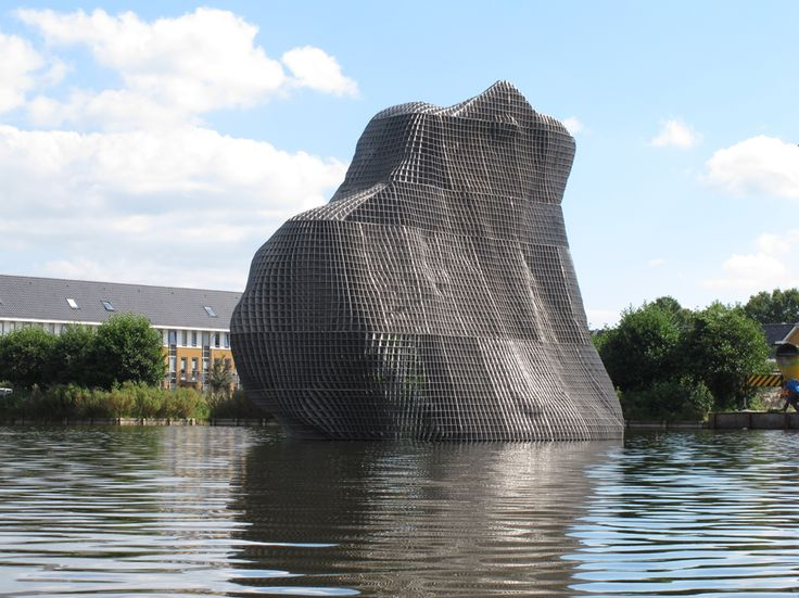 SUI JIANGUO,     the mountain of Holland, 2014