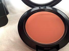 MAC Peaches blusher