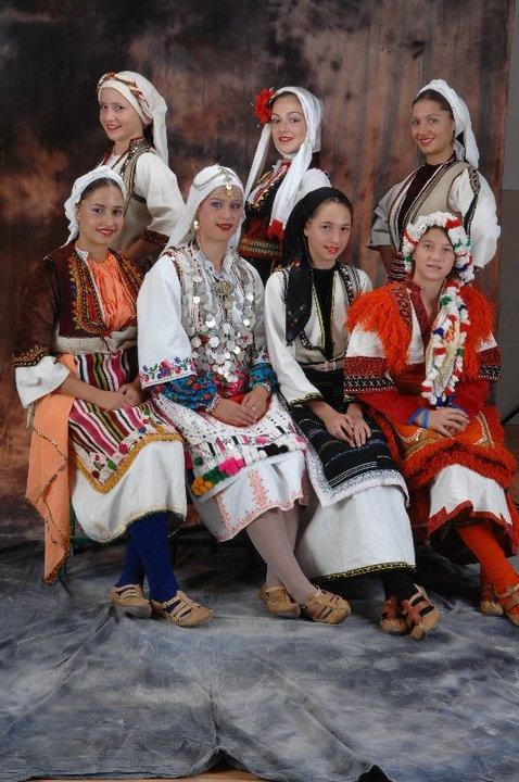 #Macedonia - Makedonia. #fashion #traditions                                                                                                                                                                                 More