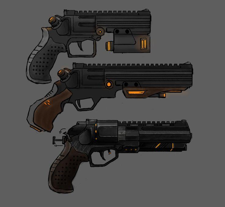 Gun Concepts | future weapons, crossbow ect. | Pinterest ...