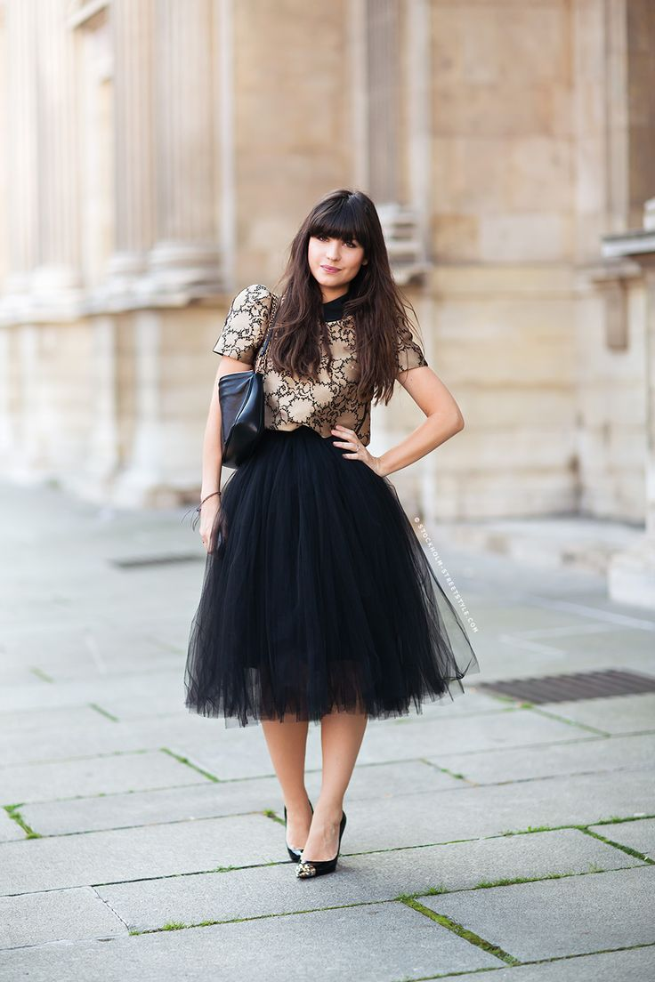 Wedding Black Tulle Dress 17 best ideas about black tulle skirt outfit on pinterest ahh that bettyautier in paris leblogdebetty