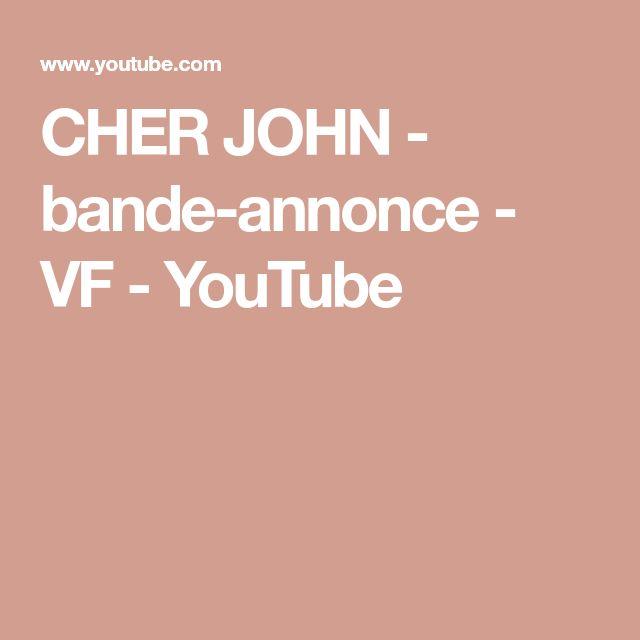 CHER JOHN - bande-annonce - VF - YouTube