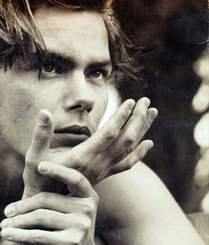 Richard St. Amant - River Phoenix would've been the ultimate bad vampire.