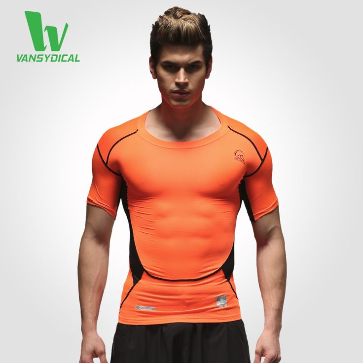 Compression Short Sleeve Base Layer Shirt Quick Dry Breathbale Spandex O-neck | $ 22.60 | Item is FREE Shipping Worldwide! | Damialeon | Check out our website www.damialeon.com for the latest SS17 collections at the lowest prices than the high street | FREE Shipping Worldwide for all items! | Get it here http://www.damialeon.com/mens-compression-short-sleeve-base-layer-shirt-fitness-cycling-running-quick-dry-breathbale-spandex-o-neck-gym-sports-shirts/ | #damialeon #latest #trending #fashion…