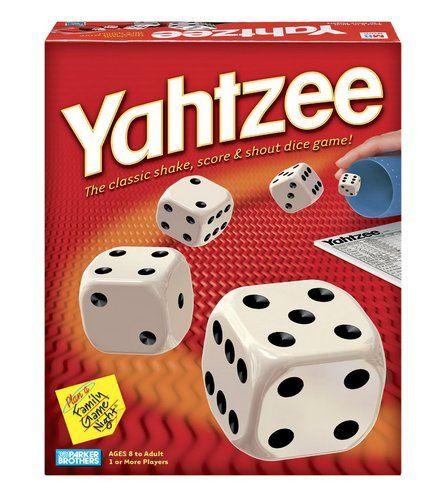 Yahtzee Hasbro Gaming 1 ea