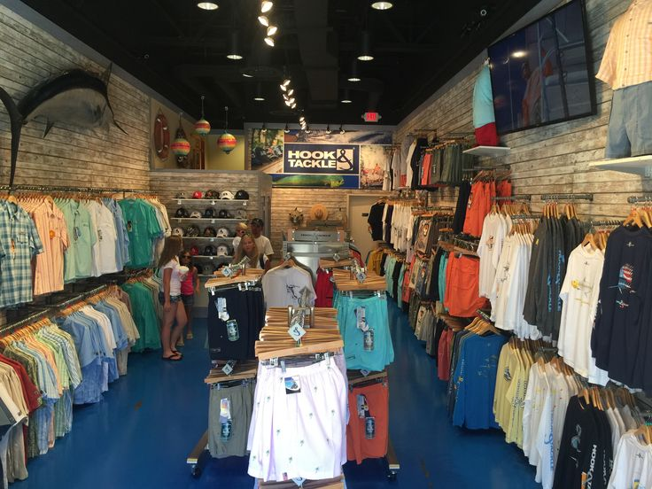 Hook & Tackle Retail Store