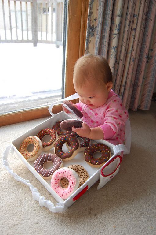He would soooo have let me do this!!! Probably add the coffee to my bottle! He did own a doughnut shop.