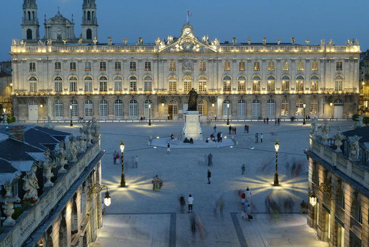 Place Stanislas -  Ville de Nancy - very magical to have seen it up close