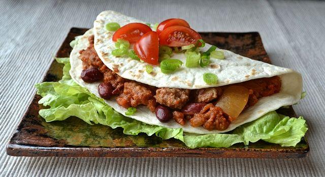 Pourquoi pas .... ??: Chili con carne