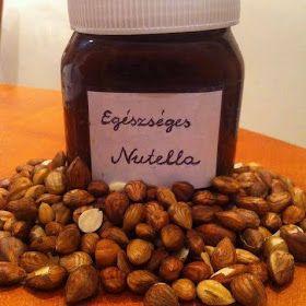 Házi nutella recept (tejmentes, gluténmentes, cukormentes, paleo, vegán)