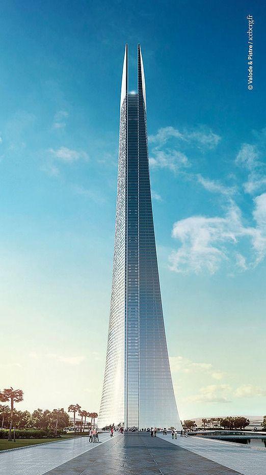 Брат Осамы бен Ладена построит самый высокий небоскреб в Африке :: РБК Недвижимость