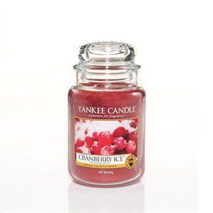 L Jar-Cranberry Ice  Uppfriskande, syrlig och söt! En sval, stimulerande upplevelse med frostiga röda frukter som fullkomligt exploderar med syrlig sötma.