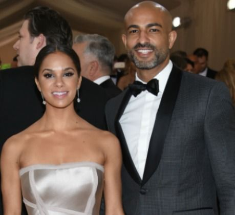 In a small, private ceremony ballerina Misty Copeland married her partner of 10 years Olu Evans. Get the details inside.
