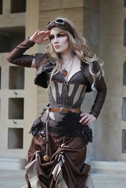 There is my outfit!!: Skirts Belts, Steampunkfashion, Steampunk Skirts, Steampunk Costumes, Cool Costumes, Steam Punk, Steampunk Fashion Women, Victorian Fashion, Steampunk Girls