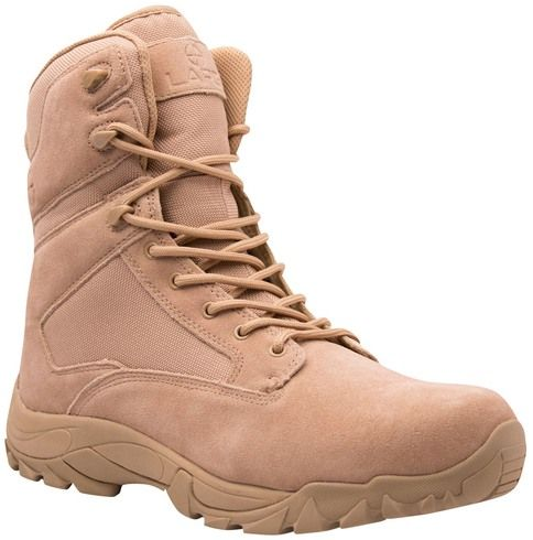 LAPG Coyote Classic 8 Side Zip Duty Boot