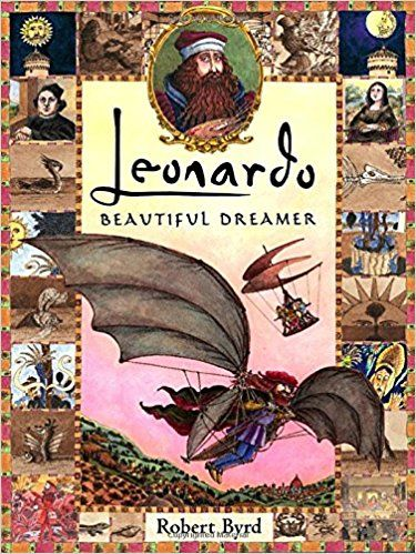 Leonardo: Beautiful Dreamer: Robert Byrd: 9780525470335: Amazon.com: Books