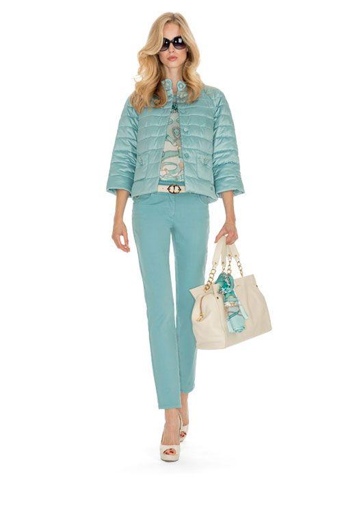 Abbigliamento Luisa Spagnoli Collezione Primavera Estate 2015