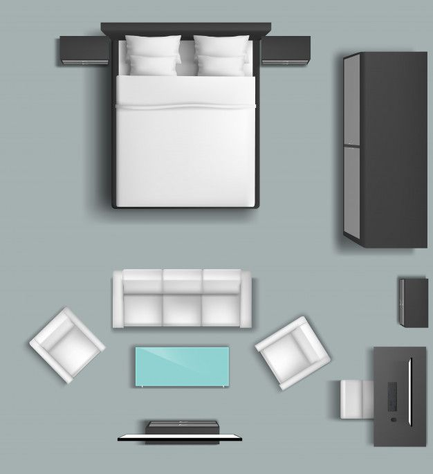 Home Living Room And Bedroom Furniture S Free Vector Freepik Freevector Freecoffee Freehouse Freeco Bedroom Furniture Sets Home Living Room Furniture