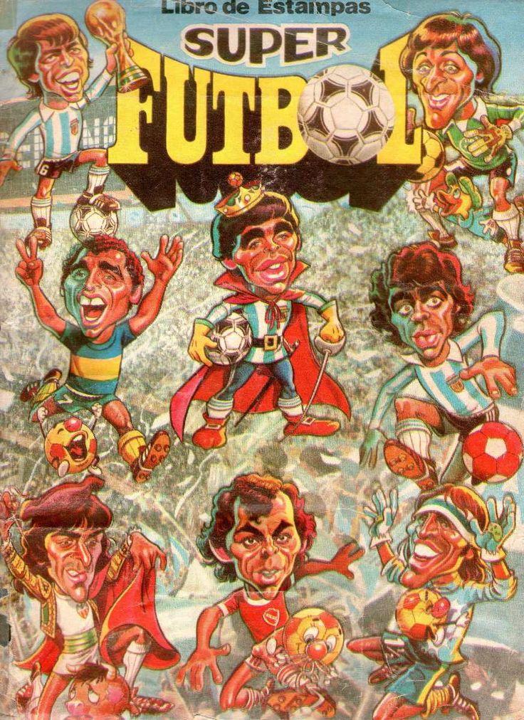album figuritas super futbol 1979