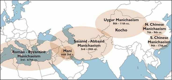 Manichaeism in Modern Persian was a major gnostic religion, originating in Sassanid era Babylonia. Although most of the original writings of the founding prophet Mani (c. 216-276 CE) have been lost, numerous translations and fragmentary texts have survived.