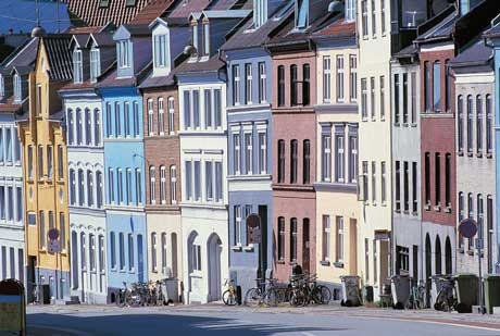 Beautiful appartments close to the new harbour, Århus, Denmark