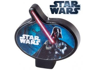 Star Wars Darth Vader Birthday Candle | Whish.ca