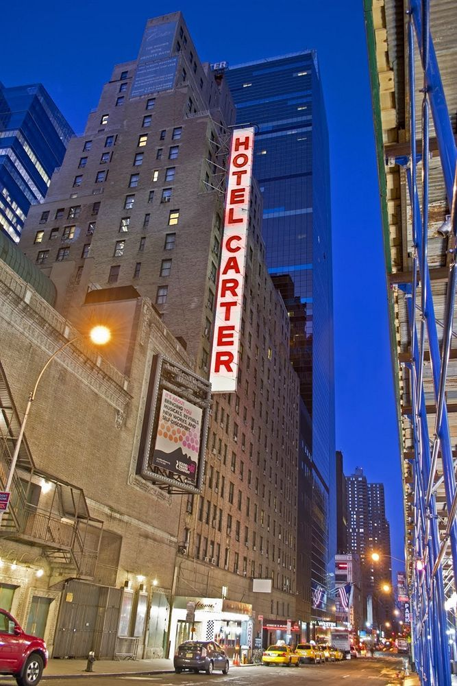Hotel Carter places you in the heart of New York, steps from The Majestic Theater and Times Square. This hotel is close to Broadway and Macy's. http://www.lowestroomrates.com/avails/229259/p #NYC