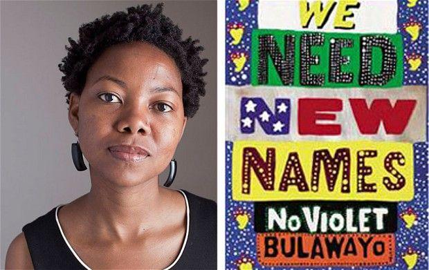 "Gift Guide Item #17: ""We Need New Names"" by Zimbabwean writer NoViolet Bulawayo."
