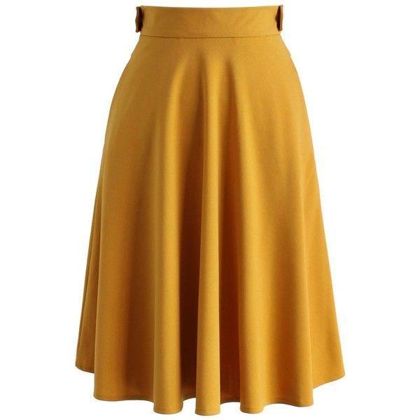 best 25 mustard yellow skirts ideas on modest