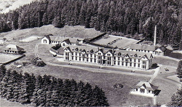 Sidlaw Hospital (see separate floor plan)