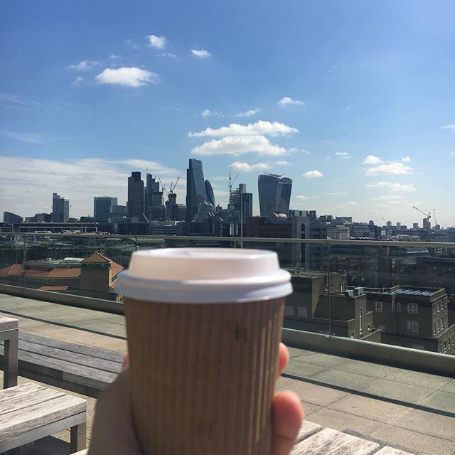 '#morning #coffee with a #view #viewfrommyseat #PAs #EAs #summer #corporatelife #event #officelife #events #eventprofs #London #bluesky #eventplanning  #ideas #modern #meeting #meetings #networking #networkingevent #meetingprofs #rooftop #corporate #corporateparty #nofilter #city #life #nofilter' by @bluefinvenuelondon. What do you think about this one? @senseevents @boysinthebandau @sleekeventsltd @tapsnap1176 @thediamondslive @3deventdesigner @lifeofaplanr @sireneventsuae…