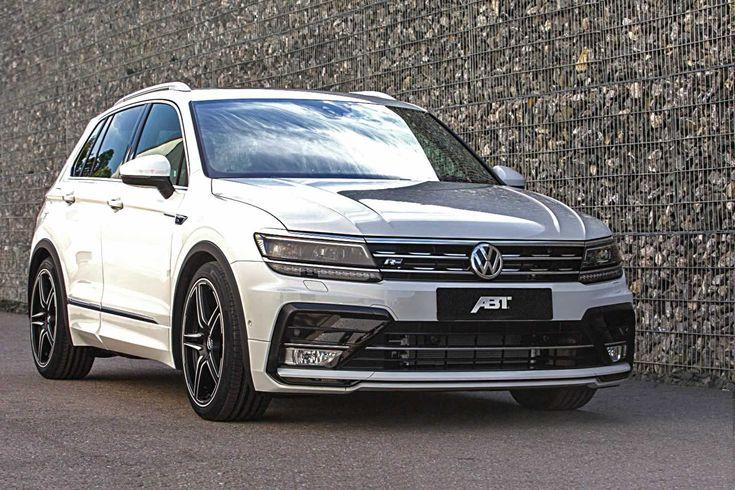 ABT Tuning 2016 Volkswagen Tiguan